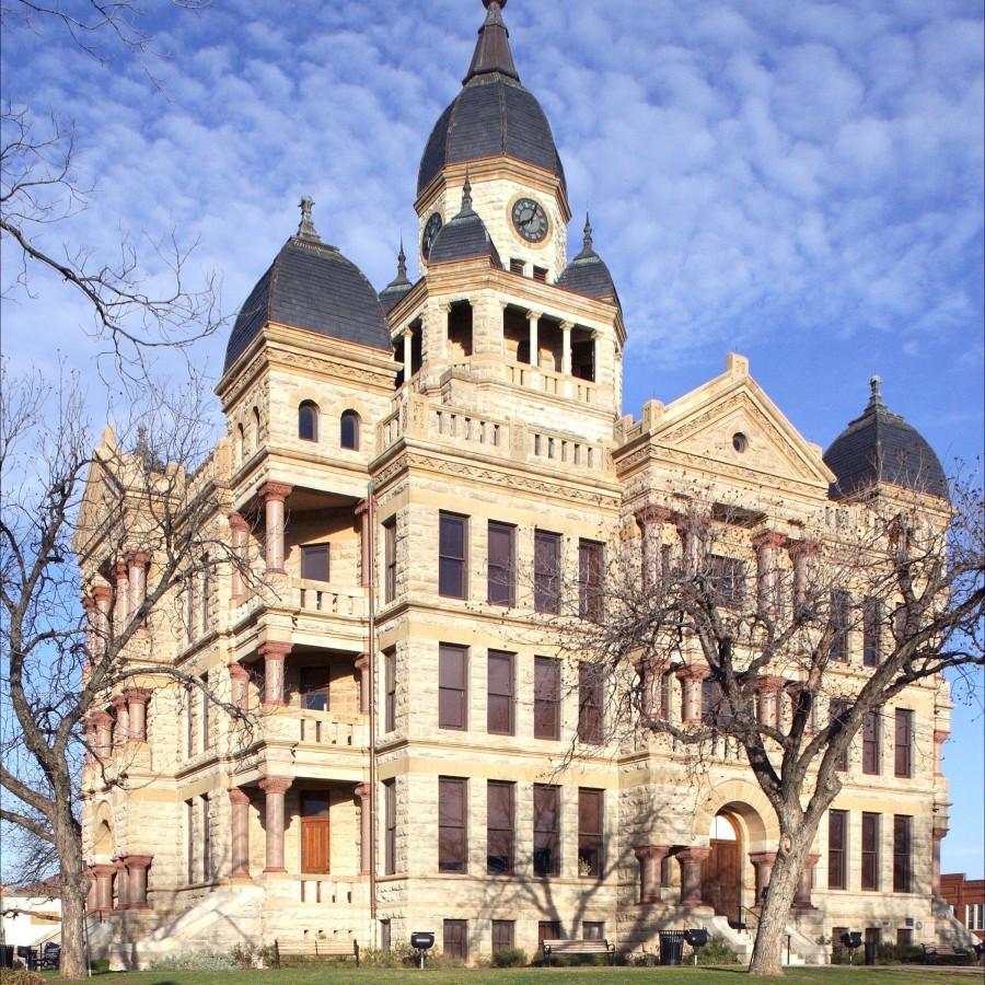 Denton_historic_courthouse public_domain crio
